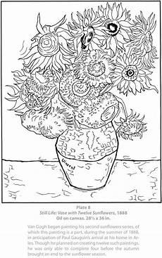 ausmalbilder kunst grundschule sonnenblumen ausmalbilder umrisszeichnungen