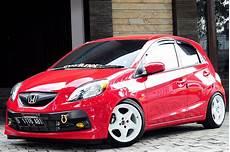 Gambar Modifikasi Jok Honda Brio 50 gambar modifikasi honda brio keren terbaru modif drag