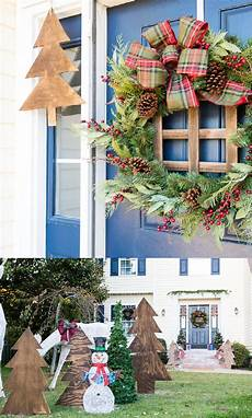 Outdoor Decorations by 24 Festive Ideas For Outdoor Decorations Ritely