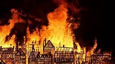 Kebakaran Hanguskan 84 Rumah Adat Baduy Luar