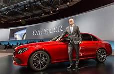 Daimler Profit Lifted By E Class Model Sales Wsj