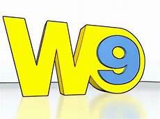 Logo W9 Blender