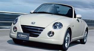 Daihatsu Ending Copen Production With Special 10th