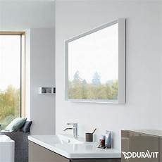 duravit l cube spiegel mit led beleuchtung lc738400000