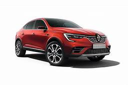 New Renault Arkana Revealed At 2018 Moscow Motor Show