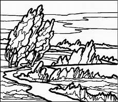 Malvorlagen Landschaften Gratis Whatsapp Landschaften Ausmalbilder Animaatjes De