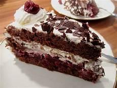 Schwarzwälder Kirsch Torte - schwarzw 228 lder kirschtorte nach oma rezept mit bild