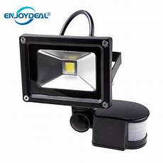 aliexpress com buy 10w outdoor led flood light infrared motion sensor induction security light