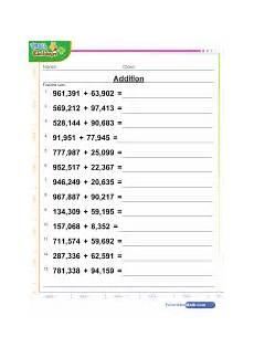 free mathematics worksheets for grade 4 9829 4th grade math worksheets