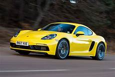 Porsche 718 Cayman T Confirmed For Production Auto Express