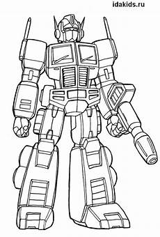 optimus prime coloring book print coloring transformers