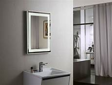 bathroom mirror led backlit mirror illuminated led bathroom budapest 641606744112 ebay