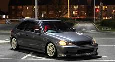 Honda Civic Ej9 Zeta S Suspension Review