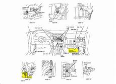 Where Is Blower Motor Resistor Card On 1995 Nissan 240sx