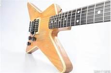 1981 Custom Esp Dimarzio Electric Guitar Bob Kulick
