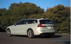 2019 Volvo V60 Drive The Wagon S Time Has Come