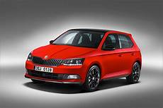 2015 skoda fabia monte carlo revealed ahead of geneva