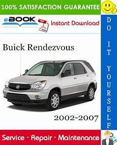 car repair manual download 2005 buick rendezvous head up display buick rendezvous service repair manual 2002 2007 download pdf download