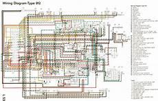 Porsche 912 Wiring Diagram