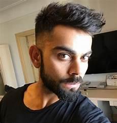 Virat Kohali Hair Style Image