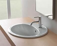 lavabo a encastrer lavabo 224 encastrer 68 x 53 finition blanc brillant