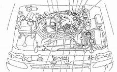 2005 nissan pathfinder engine diagram left side 2005 nissan pathfinder transmission cooler diagram