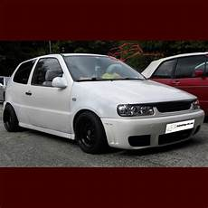 vw polo 6n front bumper rs look tuning rs eu ebay