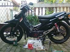 Modifikasi Motor Poswan by Foto Motor Poswan Modifikasi Modifikasi Yamah Nmax