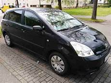 Toyota Corolla Verso 7 Sitzer Klimaanlage Zv Tolle