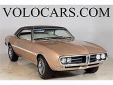1968 Pontiac Firebird For Sale On ClassicCarscom  23