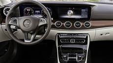 2018 mercedes e class coupe interior
