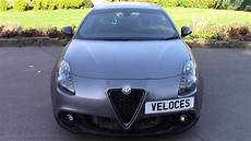 matt grey alfa romeo giulietta 1750tbi with ascari tuning