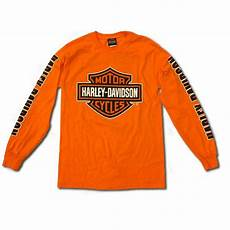 harley davidson t shirts harley davidson mens bar and shield sleeve safety