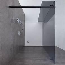 Duschwand Walk In - awt duschwand walk in duschabtrennung ly1501 b schwarz