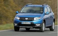 Comparison Dacia Sandero Stepway Access Sce 75 2016 Vs