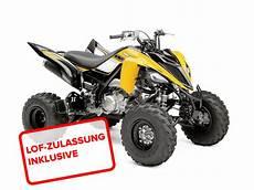 Yamaha Raptor Yfm 700r Special Edition 2016 In Gelb