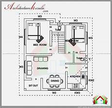 2 bedroom house plan kerala 2 bedroom house plan and elevation in 700 sqft