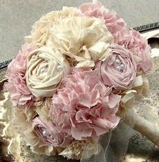 fleur tissu mariage faire de faux bouquets en tissu des mod 232 les id 233 es pour