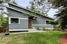 4 stylish homes with slanted how much for this slanted roof modern in olympic
