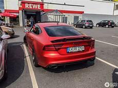 Audi Rs7 Farben - audi rs7 sportback 2015 4 august 2015 autogespot