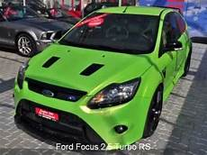 ford focus 2 5 turbo rs 25269 auto kunz ag occasion