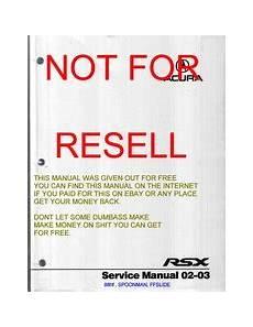 free auto repair manuals 2003 acura rsx head up display acura rsx 2002 2003 service manual honda motor co free download borrow and streaming