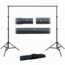 Photography Photo Screen Background Support Stand by Photography 10ft Adjustable Background Support Stand Photo