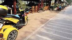12 Nordthailand Handicap Scooter Tour 2019