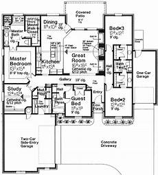 house plans with cathedral ceilings plan 48357fm cathedral ceilings house blueprints house
