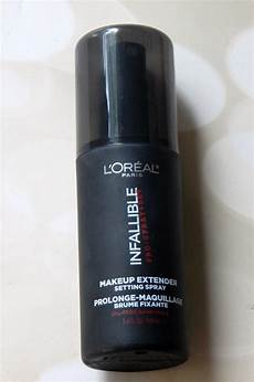 L Oreal Infallible Spray l oreal infallible setting spray southeast by midwest
