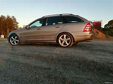 Mercedes C 230t Avantgarde Stw Station Wagon 2005
