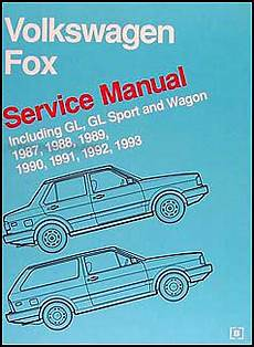 car repair manual download 1987 volkswagen fox windshield wipe control 1987 1993 vw fox bentley repair shop manual original
