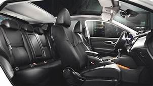 Nissan Qashqai 2014 Dimensions Boot Space And Interior