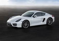 Porsche Cayman Technical Specifications And Fuel Economy